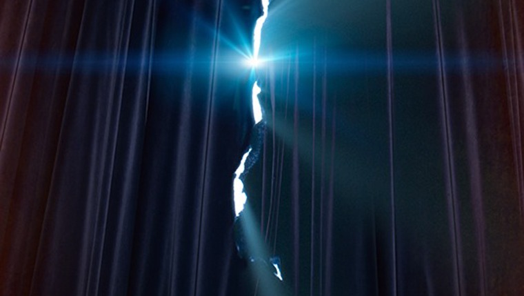 The Curtain is Torn
